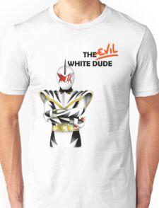 The EVIL White Dude (PRDT) Unisex T-Shirt