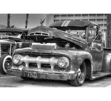 Classic Motor Photographic Print