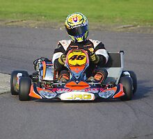 #46 at Lydd Kart Circuit - December 2013 by motapics