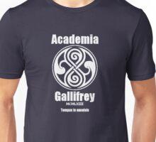 Academia Gallifrey Unisex T-Shirt