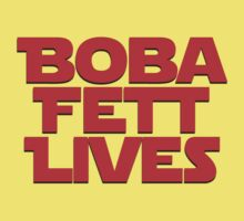 Boba Fett Lives by HandCraftedCine