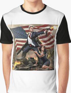 bill clinton Graphic T-Shirt