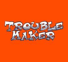 Trouble Maker Kids Tee