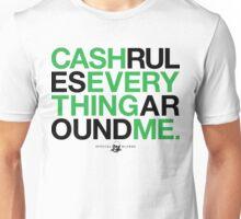 C.R.E.A.M. (v2) Unisex T-Shirt