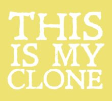 This is my clone Kids Tee