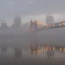 City Shades of Gray by billium
