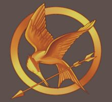 Hunger Games Tee by buswankerbeth