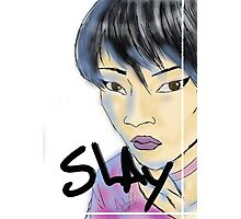 SLAY. Photographic Print