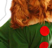 KIM - Christmas (II) Sticker