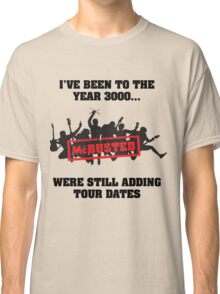 McBusted Tour 2014-3014 Classic T-Shirt