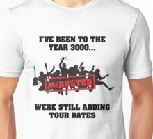 McBusted Tour 2014-3014 Unisex T-Shirt