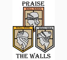 PRAISE THE WALLS! Unisex T-Shirt