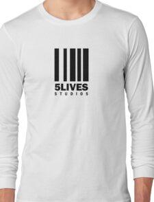 5 Lives Studios Black Long Sleeve T-Shirt