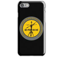 Triceps Pushdown - Rope Attachment - My Performance Enhancement Drug iPhone Case/Skin