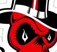 Mr. Sinister Red Sticker