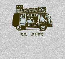 Maplewood Or Bust! Womens Fitted T-Shirt