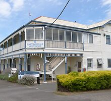 A well respected aging Guest House. Point Lonsdale. Vic. by Rita Blom
