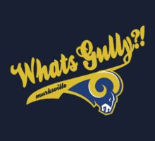 Whats gully? (RAMS)  One Piece - Long Sleeve
