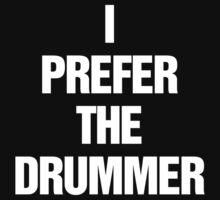 I prefer the drummer by RexLambo