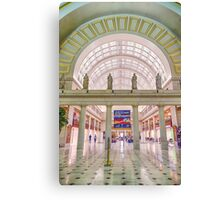 Stylish Station IV Canvas Print