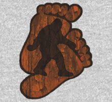 Bigfoot Prints by thebigfootstore