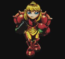 Super Metroid by MGraphics
