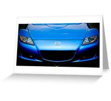 RX-8 Greeting Card