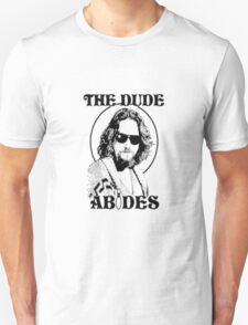The Big Lebowski Dude Abides T-Shirt