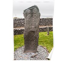 Ancient Standing Stone Poster