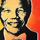 Mandela  by mark ashkenazi