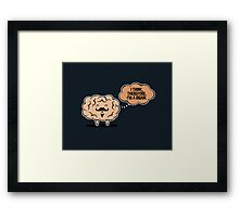 Renee Braincarte Framed Print