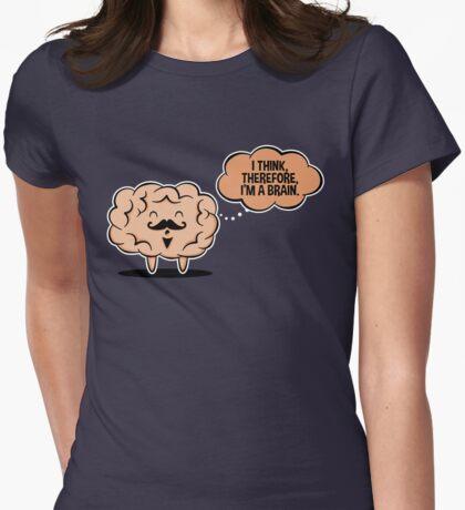 Renee Braincarte Womens Fitted T-Shirt