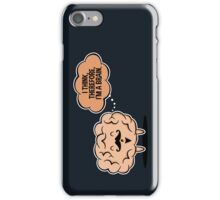 Renee Braincarte iPhone Case/Skin