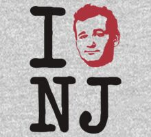 I LOVE NJ by One World by High Street Design