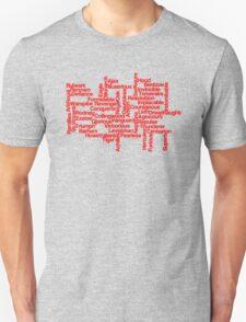 Class 50 Original Names T-Shirt