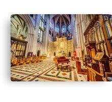 Magnificent Cathedral XI Canvas Print