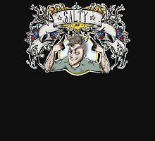 Salty AF (borders - for dark shirts) Unisex T-Shirt