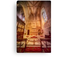 Glorious Chapel VI Canvas Print