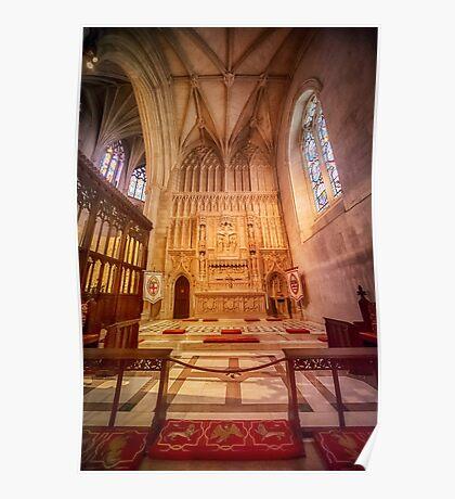 Glorious Chapel VI Poster