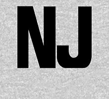 New Jersey NJ Black Ink Unisex T-Shirt