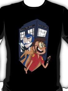 Adventures in SpaceTime T-Shirt