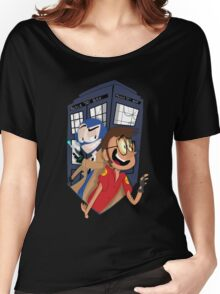Adventures in SpaceTime Women's Relaxed Fit T-Shirt