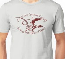 """The most specially greedy, strong and wicked worm"" Unisex T-Shirt"