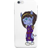 Draenei Chibi iPhone Case/Skin