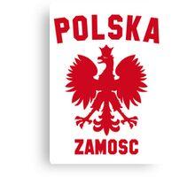 POLSKA TORUN Canvas Print