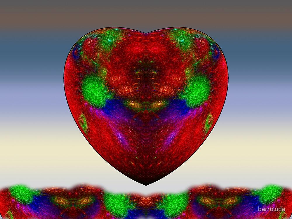 A Heart Full of Spirals by barrowda