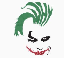 Joker why so serious by borntodesign