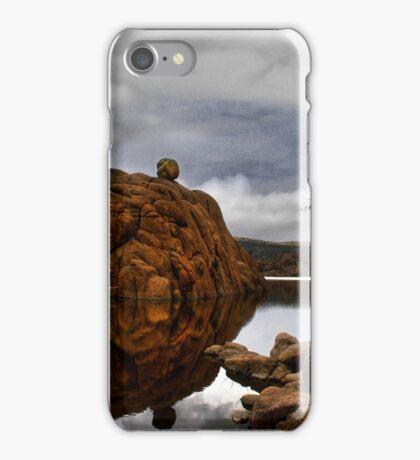 Dells Launch Mindscape iPhone Case/Skin