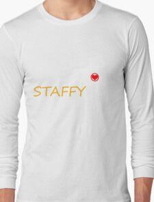STAFFY LOVE Long Sleeve T-Shirt