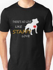 STAFFY LOVE Unisex T-Shirt